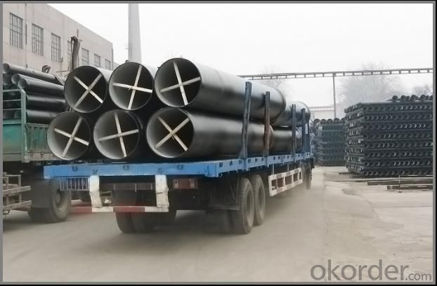 DUCTILE IRON PIPES C Class DN450