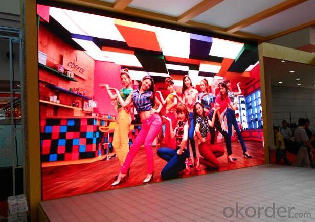 LED Indoor Rental Display CMAX-DI