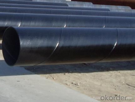 SPIRAL CARBON STEEL PIPE ASTM A53/ASTM A106