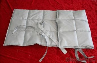 antifire blanket white