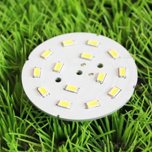 Led Bulb 5w AC85-265v smd5730 RA>70 With 3  years warranty