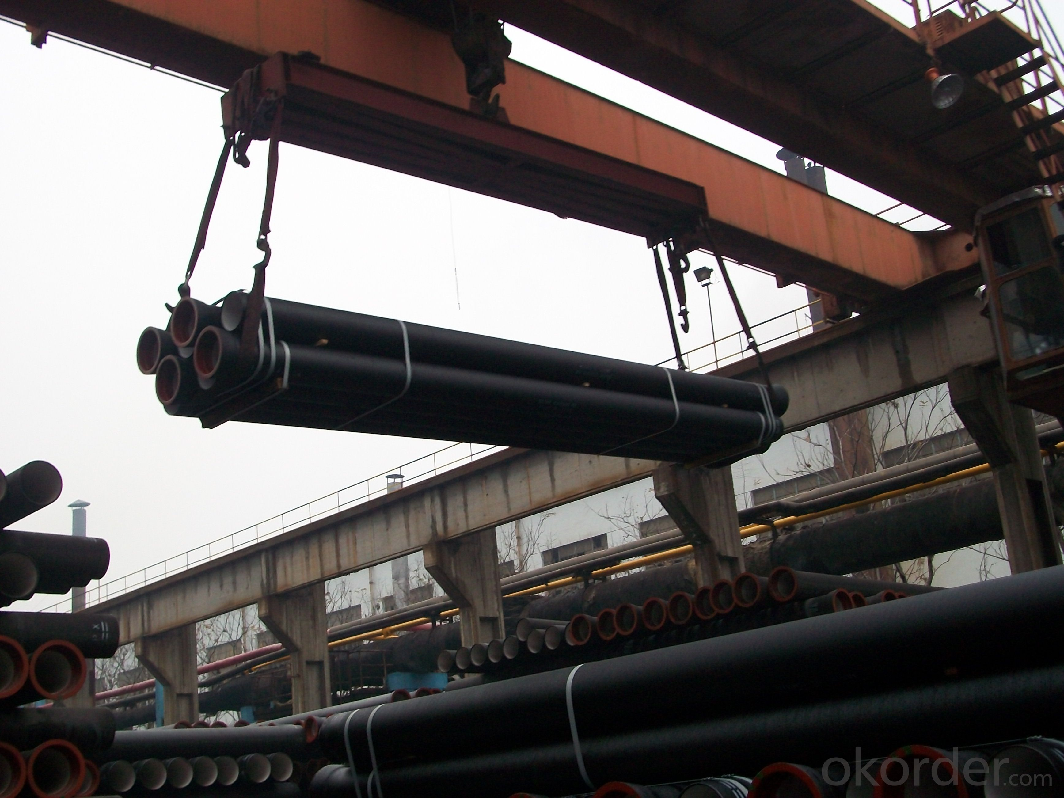 ISO2531:1998 Ductile Iron Pipe