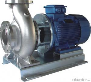 DIN Standard Close Coupling End Suction Pump (XAZ)