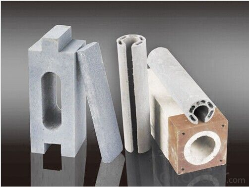 Silicon Nitride-Carborundum Brick