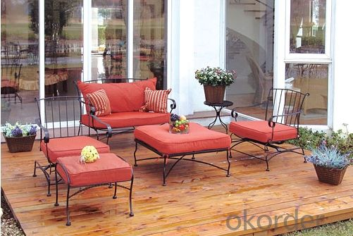 Aluminum Frame Outdoor Garden Furniture