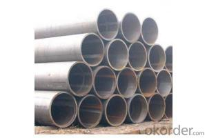 LSAW STEEL PIPE 6'' ASTM A53 GR.B