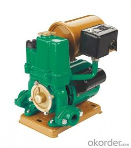 Booster Water Pumps