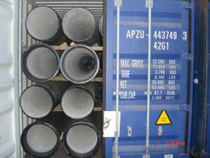 DUCTILE IRON PIPE C Class DN 1000