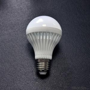 led bulb 7w A60 CRI>70 3 years warranty
