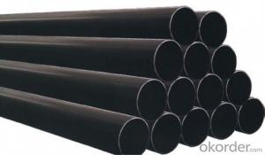 LSAW STEEL PIPE 6'' -48'' ASTM A53 GR.B