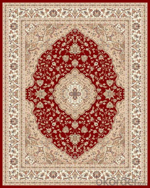 wilton woven 100% polypropylene jacquard carpet