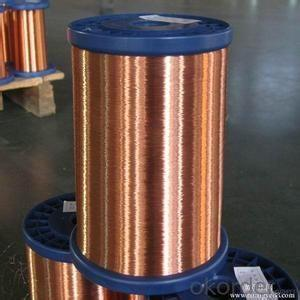 Class 180 polyester-imide enamelled copper wire, magnet wire, insulation wire