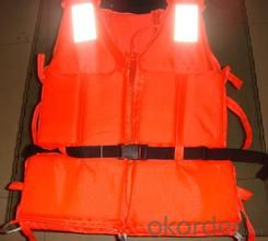 life jacket with light