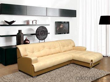 Leather sofa model-15
