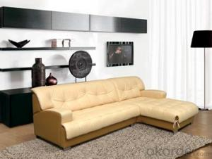 Leather sofa model-15