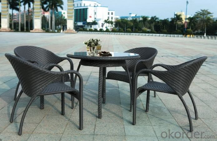 Office Set Outdoor Garden Chair