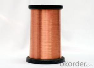 Class 200 Polyesterimide enameled copper wires over coated by polyamide-imide