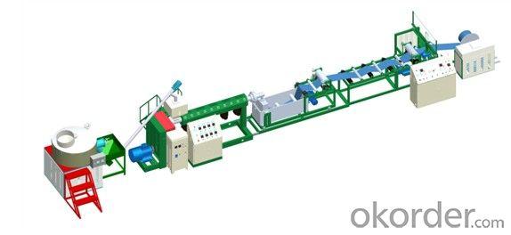 Equipment for EVA waterstops
