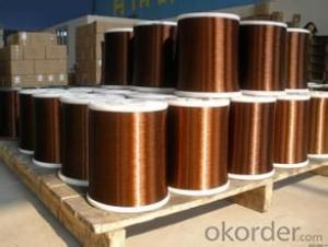 Class 130 nylon/polyurethane enameled copper wire