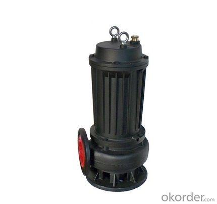 WQ Vertical Sewage Pumps