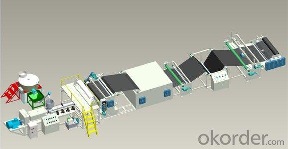 OP-EPDM Waterproofing Membranes Equipment