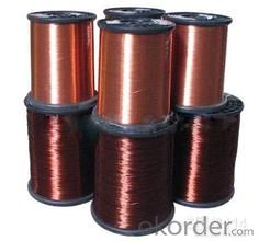 enamelled copper clad aluminium wire(ecca)