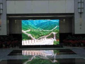 P10 Indoor LED Display Big Video Screen CMAX-P10