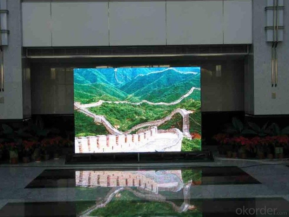 P10 Indoor LED Display Big Video Screen CMAX-P10