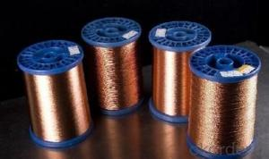 Class 130 Polyester enameled copper wire