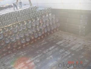 DUCTILE IRON PIPE D150