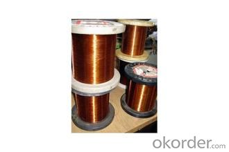 class 200 polyester imide/polyamide-imide enamelled copper wire, EI/AIW 200, PEI/AI 200