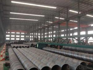 SSAW CARBON STEEL PIPE 219-3920MM API ASTM