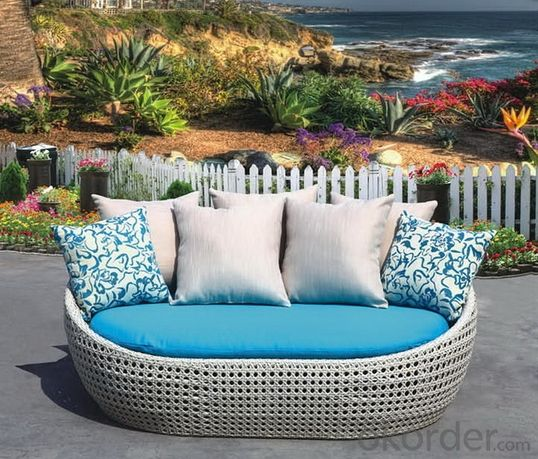 Round Chaise lounge