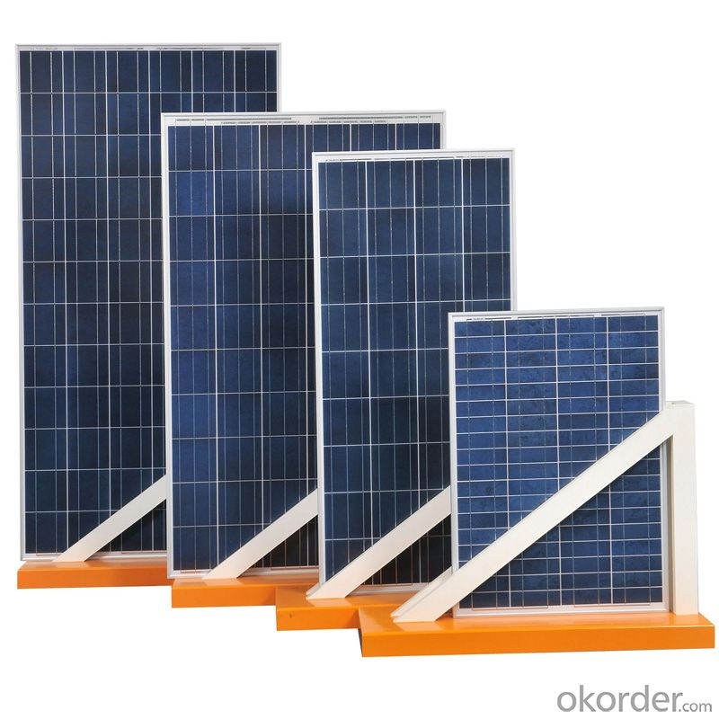 Big and Small Solar Panel Module from 10w to 310w