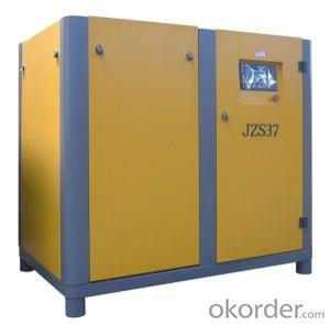 Electric Drive Screw Air Compressor Jzs37-8