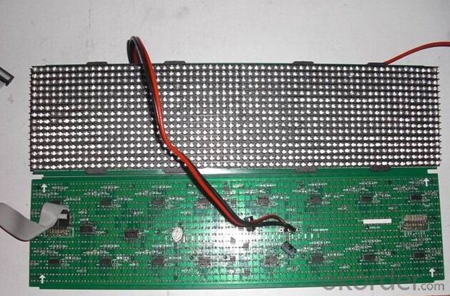 Outdoor Full Color LED Module For Advertising CMAX-M7