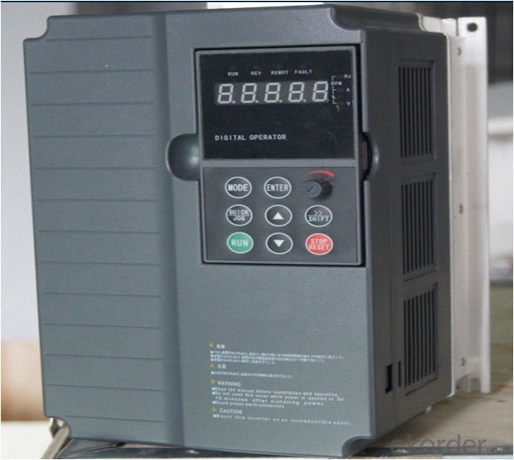 China VFD Frequency Inverter 3 phase input 3 phase output 220V /380V