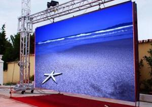 Full Color Changing LED Rental Display CMAX-P6