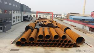 SSAW CARBON STEEL PIPE