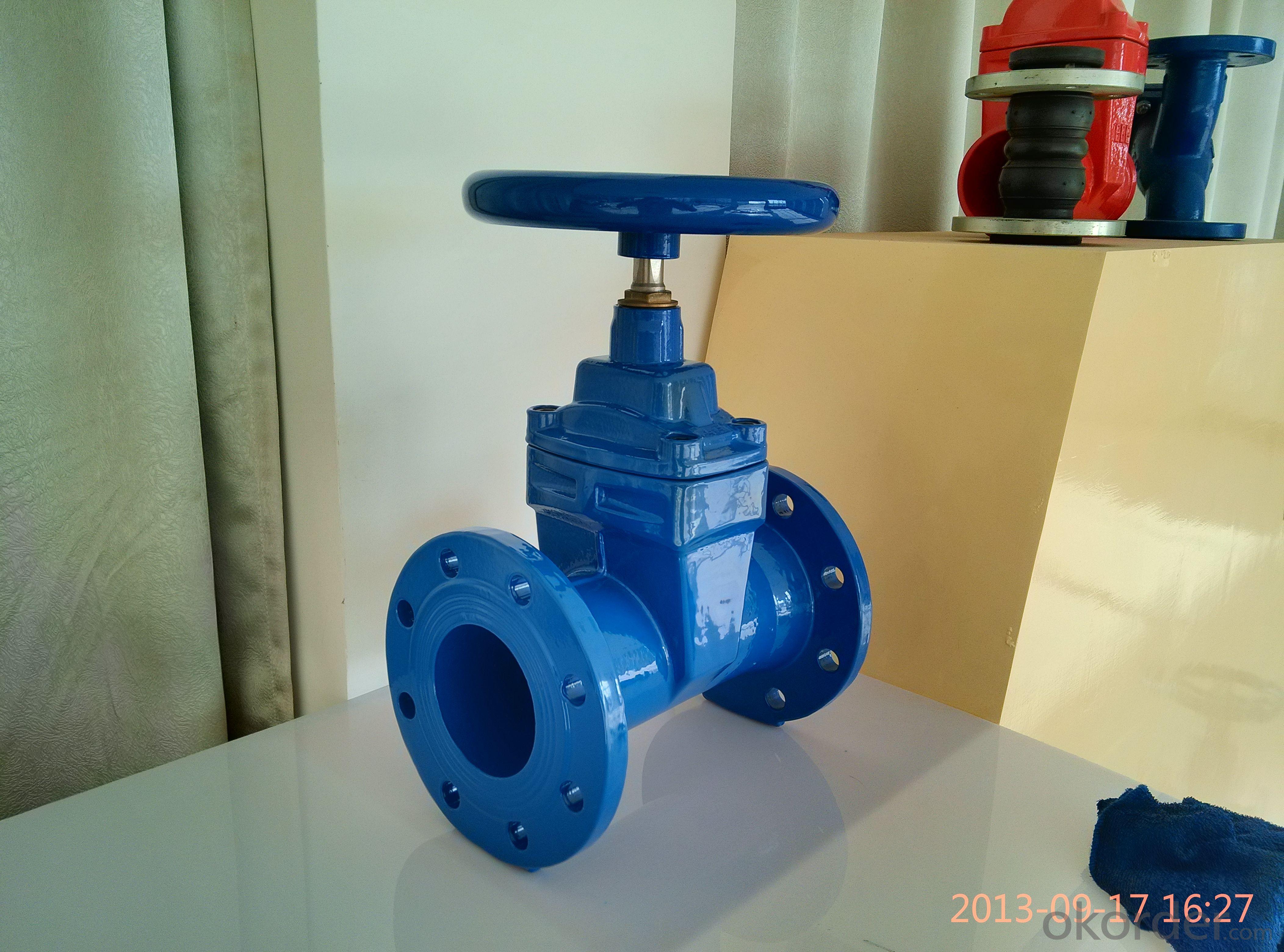 CNBM Ductile iron  gate valve 2''-12'' DIN /BS EN /ISO