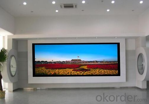 P10 Indoor Full Color HD LED Display CMAX-P10