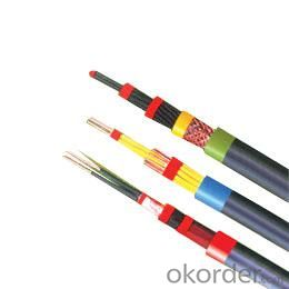 PVC Sheathed Flexible Control Cable Plastic Insulated Cable