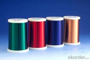 Self-Solderable Enamelled Copper Wire