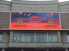 Tricolor LED Advertising Display Screen CMAX-P20