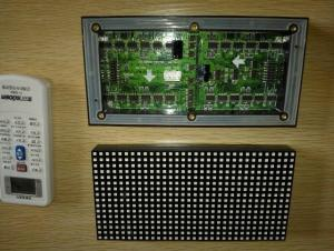 Electronic Display P10 Outdoor Full Color LED Module CMAX-M10