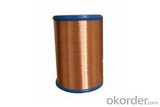 Super Enameled Copper Wire Strip for Building