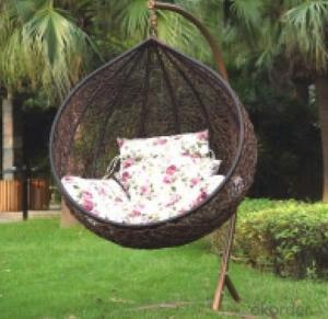 Rattan Swing Hanging Egg Chair