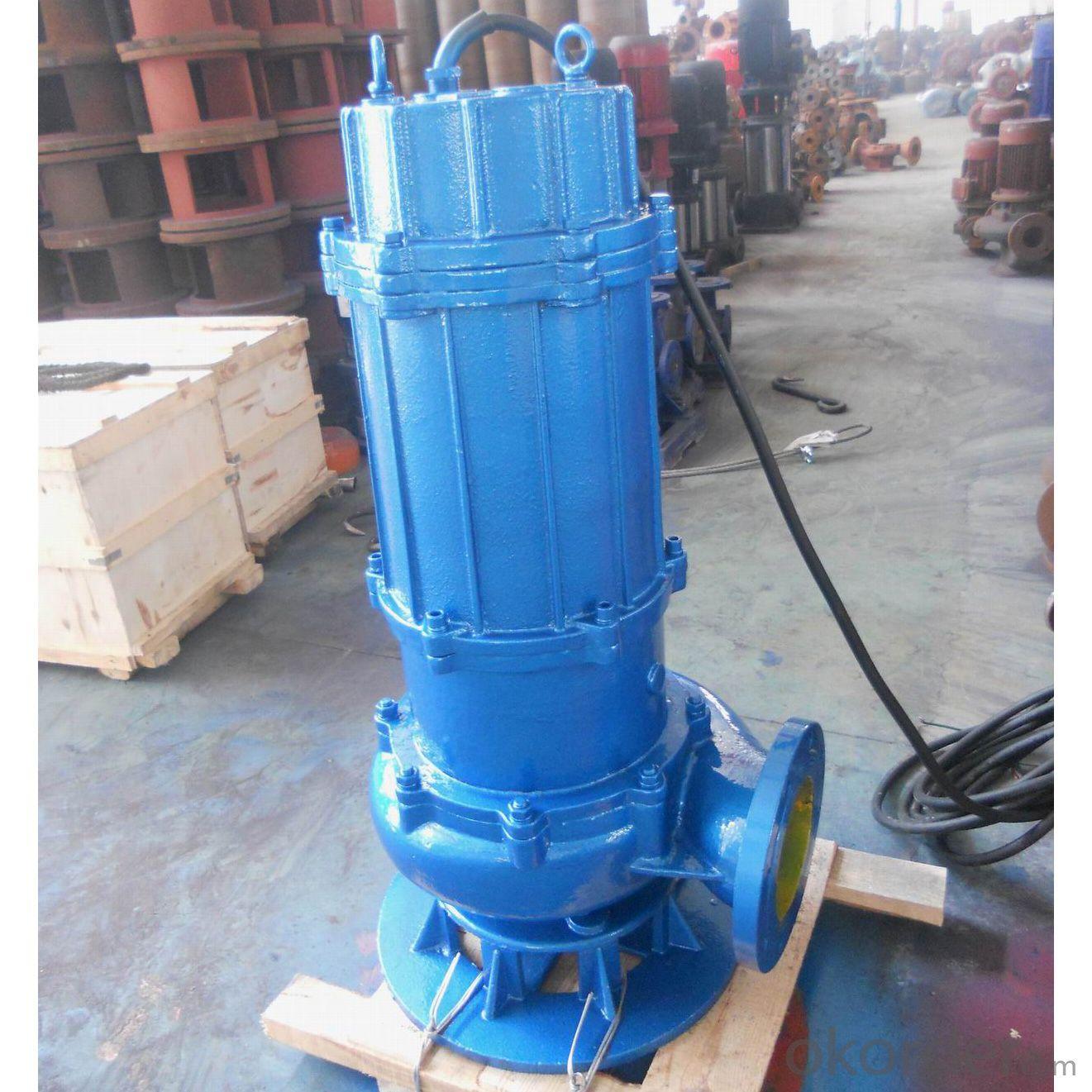 Buy Non Clog Submersible Sewage Pump Wq Series Price