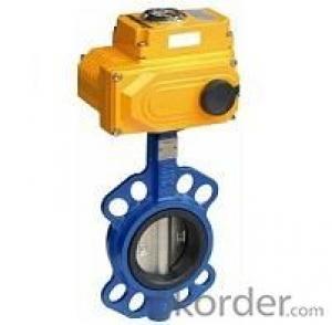 butterfly valve size:DN40-DN300