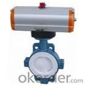 butterfly valve control systems